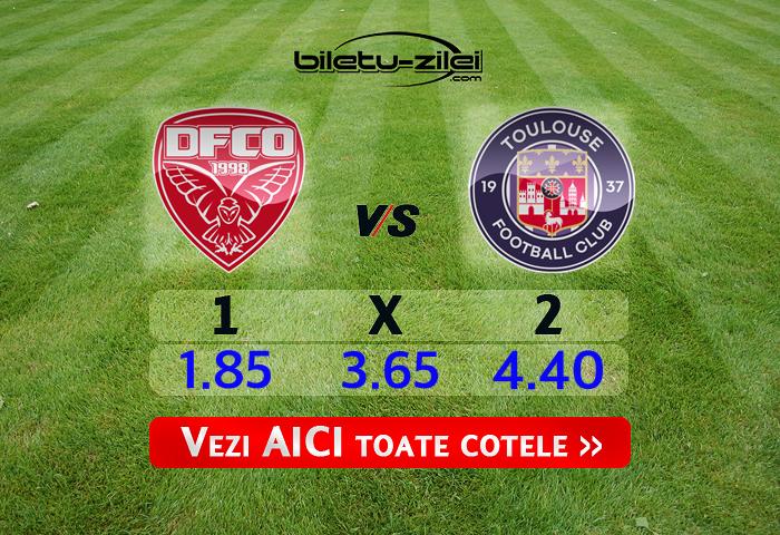 Dijon - Toulouse ponturi pariuri 07.03.2020