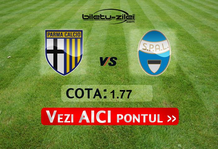 Parma – Spal ponturi pariuri 08.03.2020