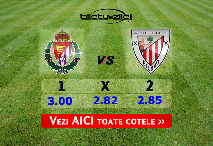 real valladolid - athletic bilbao