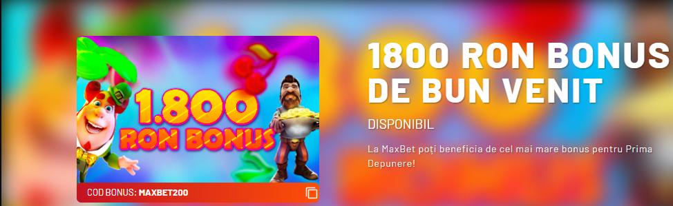 bonus maxbet casino 2020