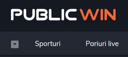 publicwin sporturi logo