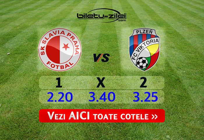Slavia Praga Plzen Ponturi Pariuri 07.06.2020