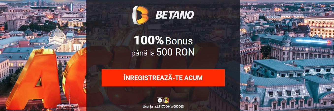 Betano Bonus 500 In 2020