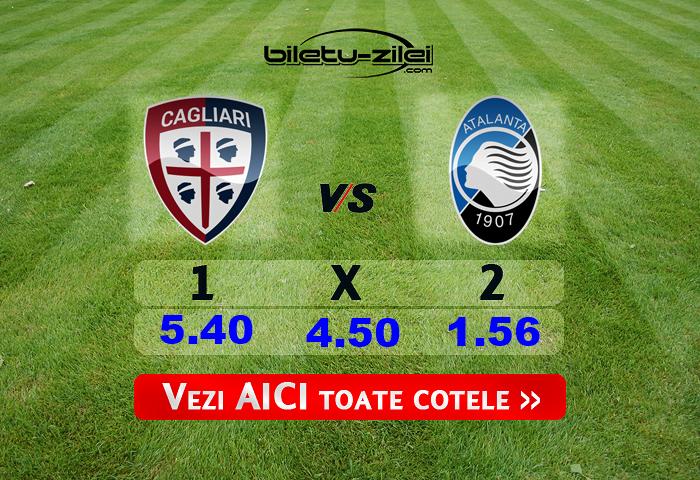 Cagliari Atalanta Cote Pariuri 05072020