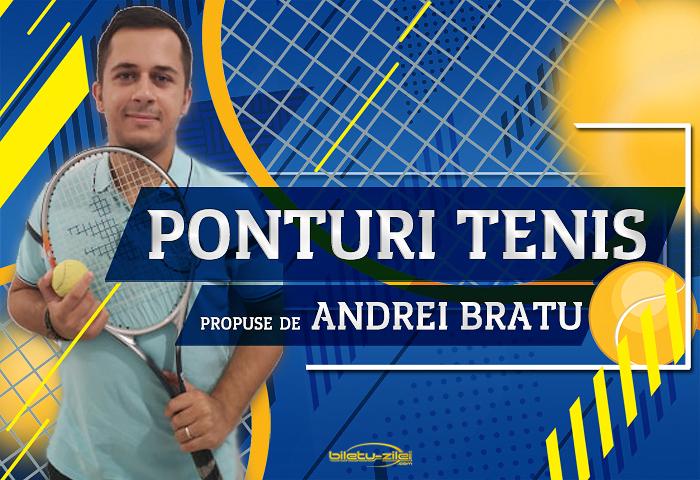 Ponturi Tenis Andrei Bratu