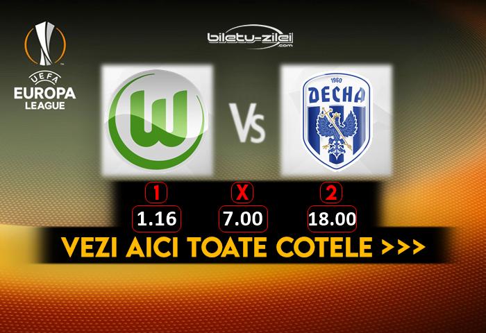 Wolfsburg Desna Cote Pariuri 24092020