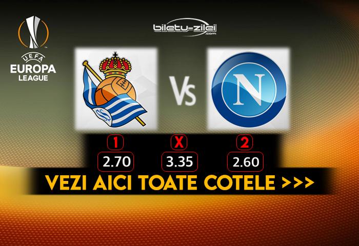 Sociedad Napoli Cote Pariuri 29102020
