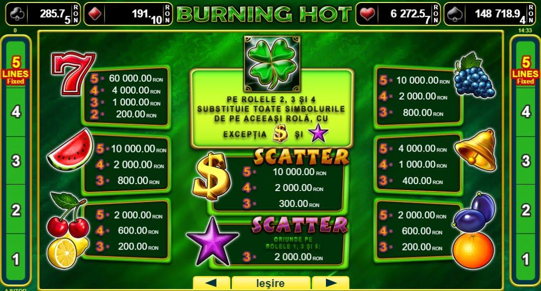 Betano Casino Burning Hot