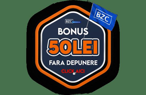 Bonus 50 RON fără depunere în perioada 8-11 martie 2021