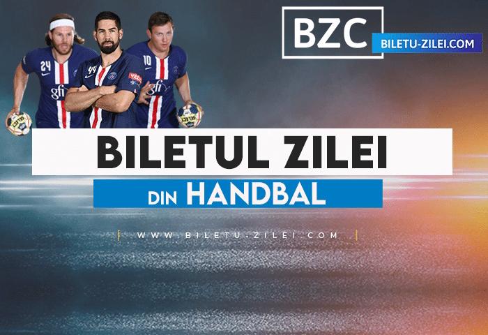 Biletul Zilei Handbal
