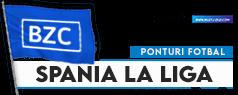 Ponturi Fotbal Spania La Liga 2021