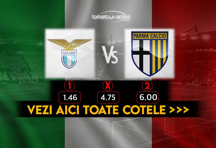 Lazio Parma Cote Pariuri 21012021