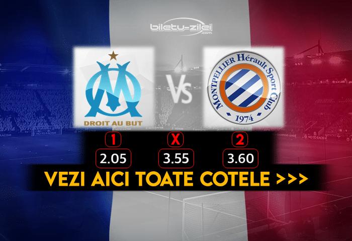 Marseille Montpellier Cote Pariuri 06012021