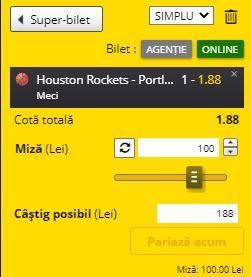 Rockets Pariu Nba 28.01.2021