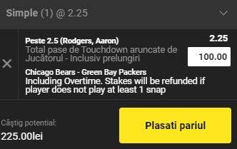 Rodgers Td Nfl 03012021