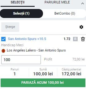 Spurs Bet Nba 07012021