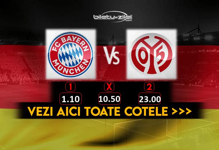 Bayern Mainz Cote Pariuri 03012021 1