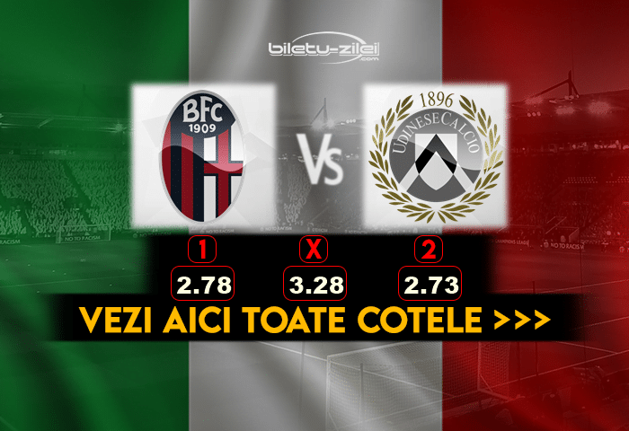 Bologna Udinese Cote Pariuri
