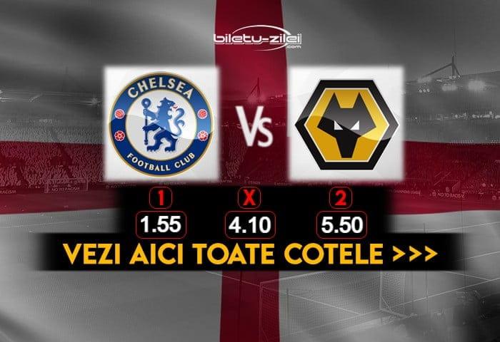 Chelsea Wolves Cote Pariuri 27012021
