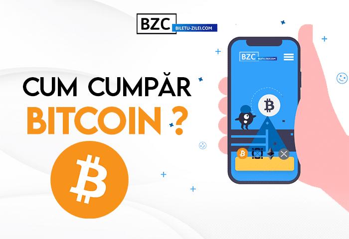 Cum cumpăr Bitcoin?