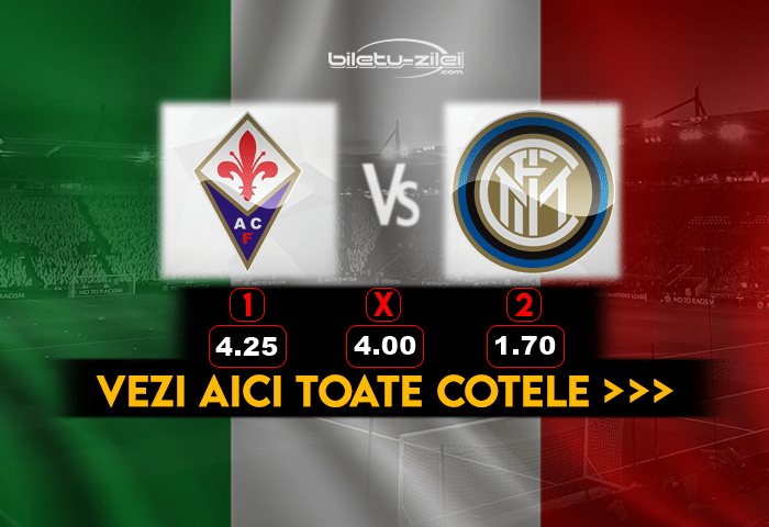 Fiorentina Inter Cote Pariuri