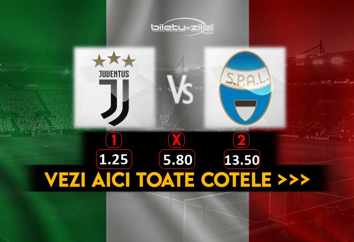 Juventus Spal Cote Pariuri 27012021 1