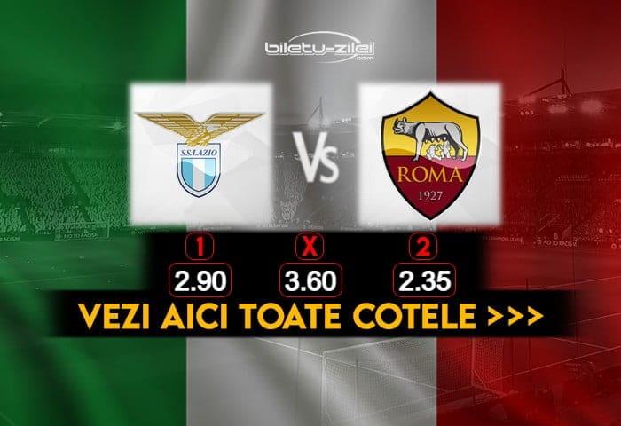 Lazio Roma Cote Pariuri 15012021