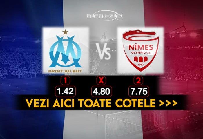 Marseille Nimes Cote Pariuri 16012021