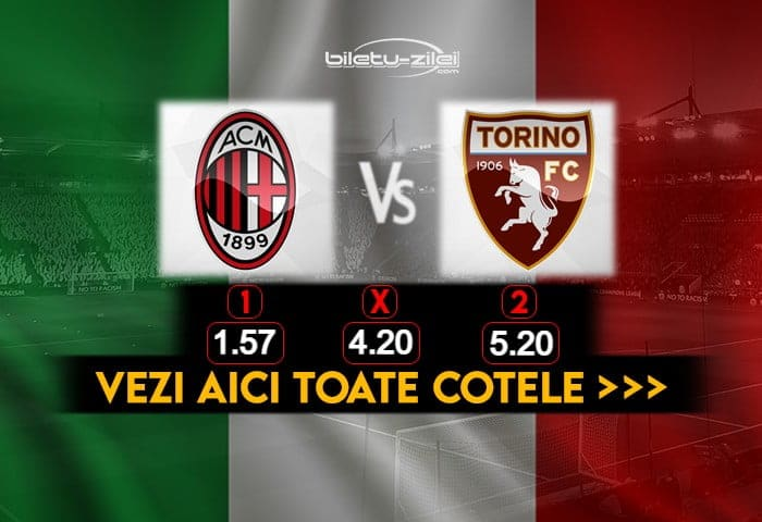 Milan Torino Cote Pariuri 12012021