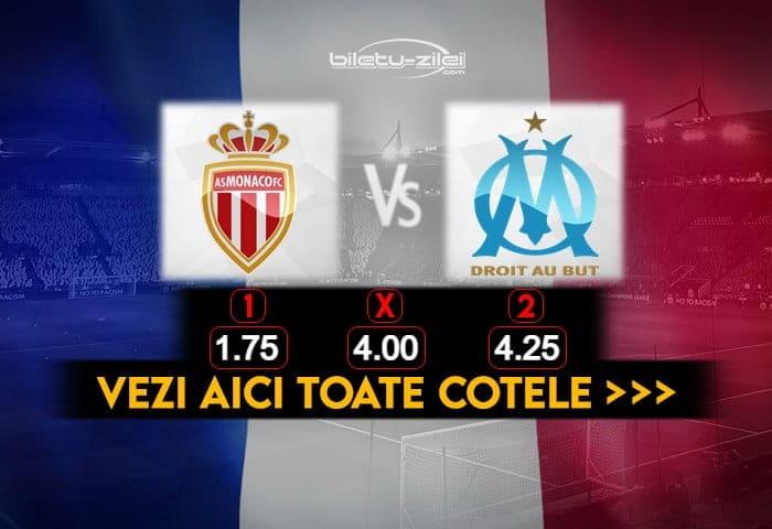 Monaco Marseille Cote Pariuri 23012021