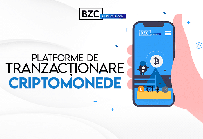 Platforme tranzacționare criptomonede