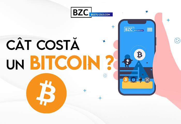 Cât costă un Bitcoin?