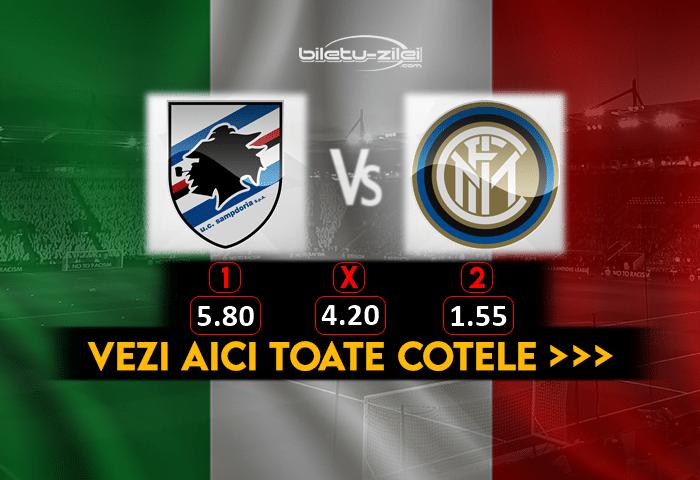 Sampdoria Inter Cote Pariuri 06012021 1