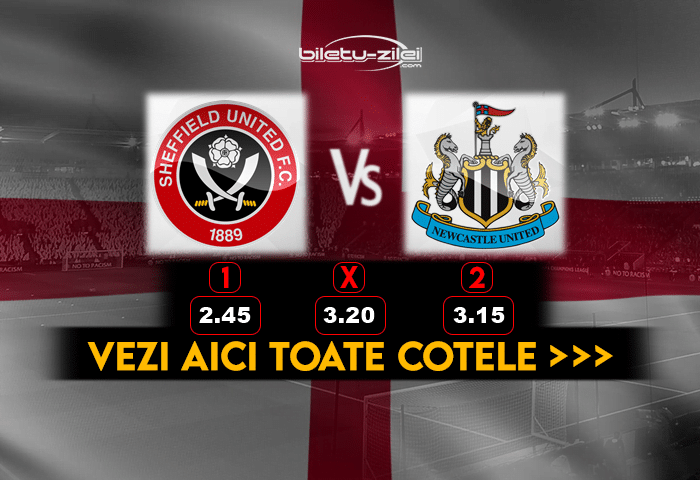 Sheffield United Newcastle Cote fotbal