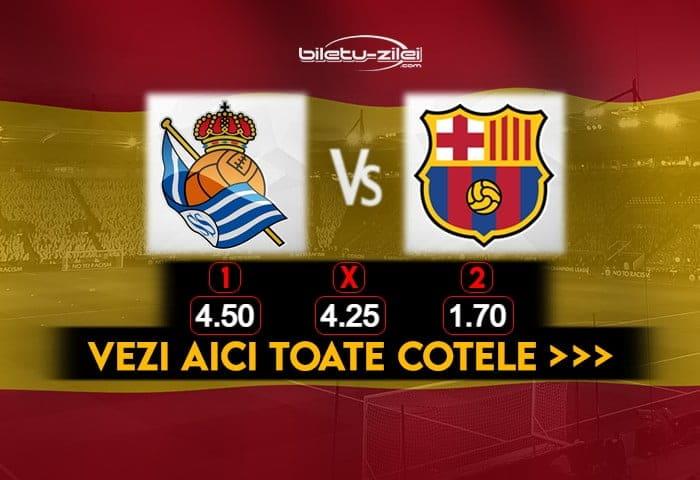 Sociedad Barcelona Cote Pariuri 13012021