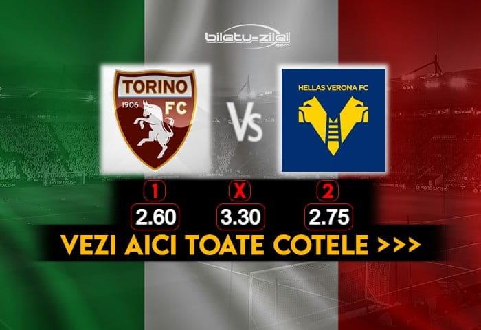 Torino Verona Cote Pariuri 06012021