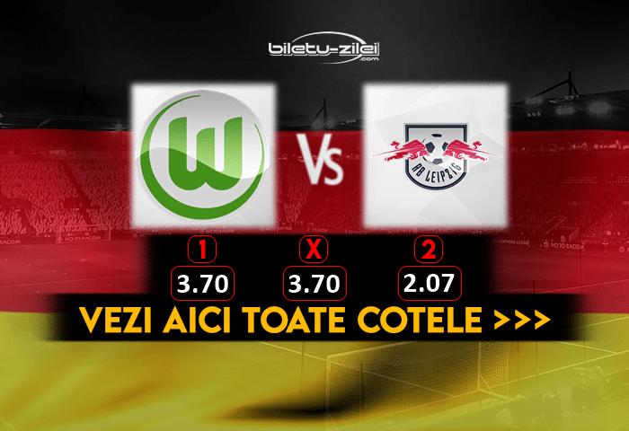 Wolfsburg Leipzig Cote Pariuri 16012021 1