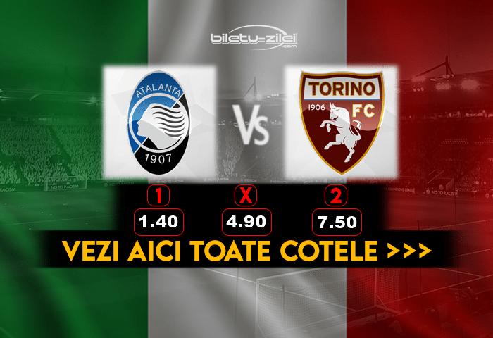 Atalanta Torino Cote Pariuri