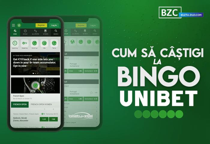 Cum să câștigi la Bingo Unibet