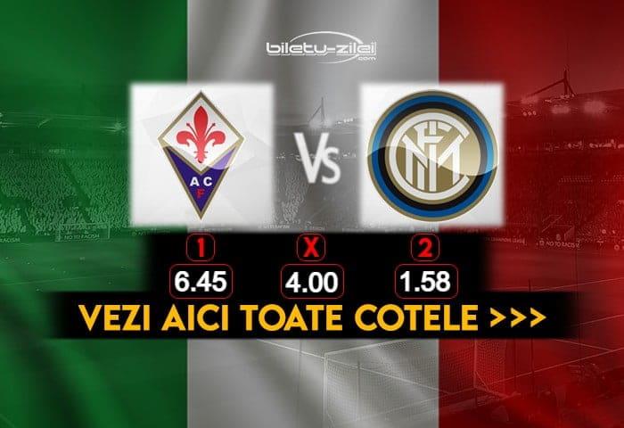 Fiorentina Inter Cote Pariuri 05022021