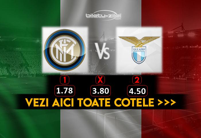 Inter Lazio Cote Pariuri 14022021 1
