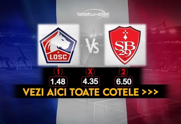 Lille Brest Cote Pariuri 14022021