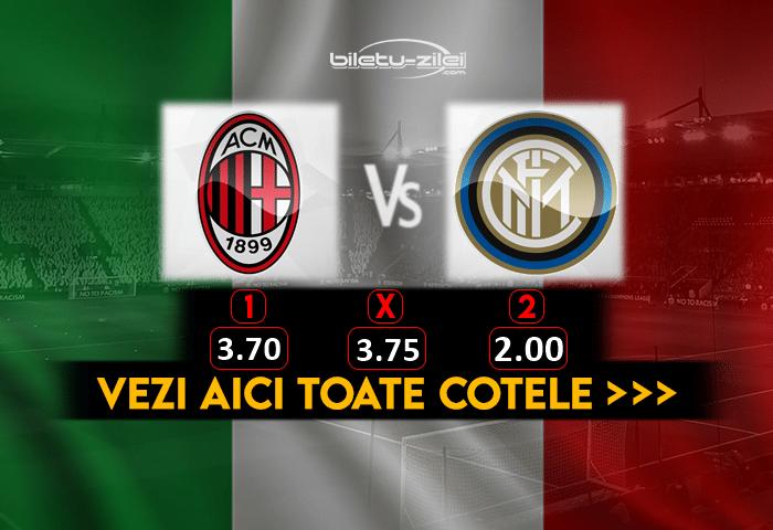 Milan Inter Cote Pariuri 21022021 1
