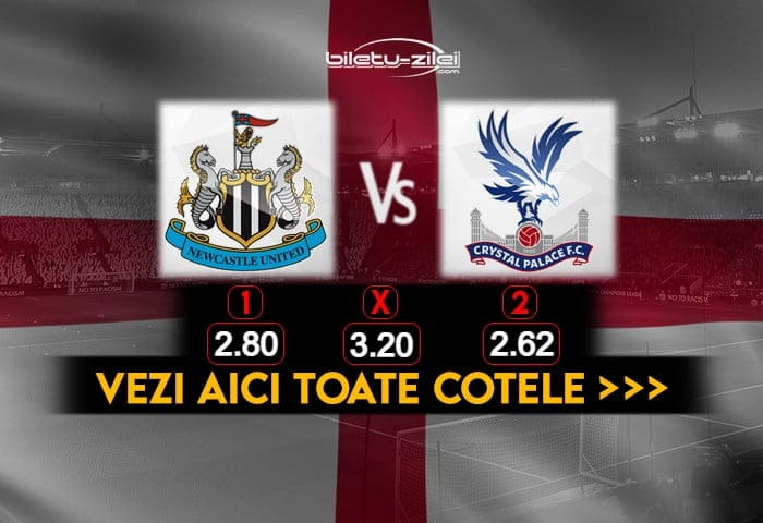 Newcastle Crystal Palace Cote Pariuri 02022021
