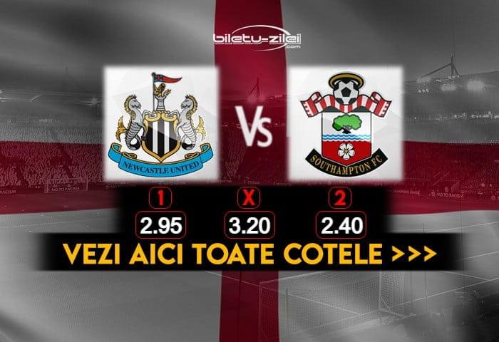 Newcastle Southampton Cote Pariuri 06022021