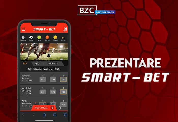 Smart Bet prezentare (2021)