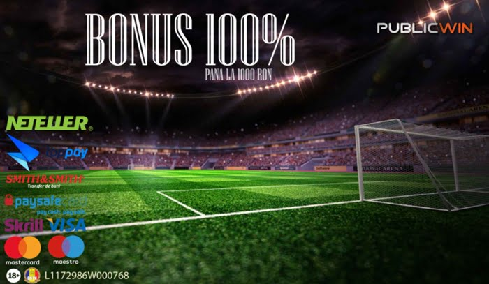 Publicwin Bonus Depunere 13022021