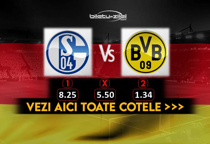 Schalke Dortmund Cote Pariuri 20022021 1