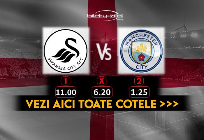 Swansea Manchester City Cote Pariuri 10022021 1
