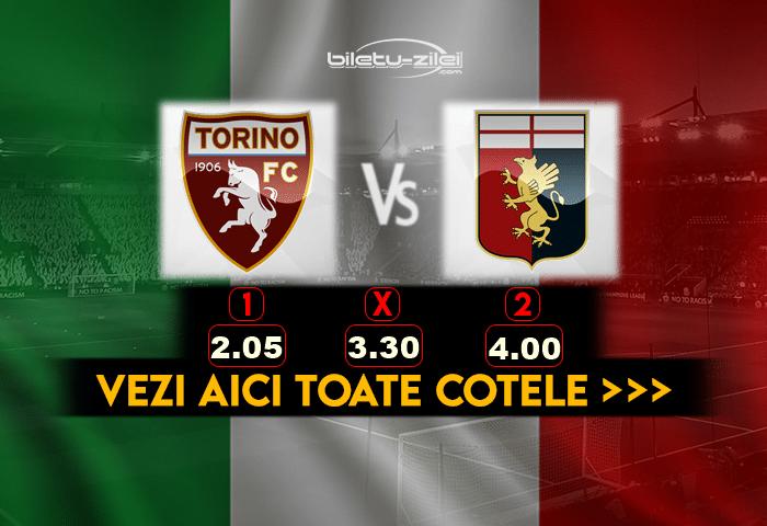 Torino Genoa Cote Pariuri